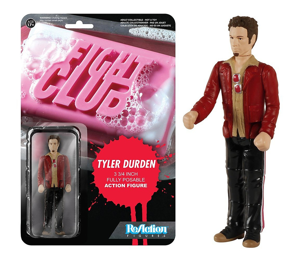 tyler durden action figure