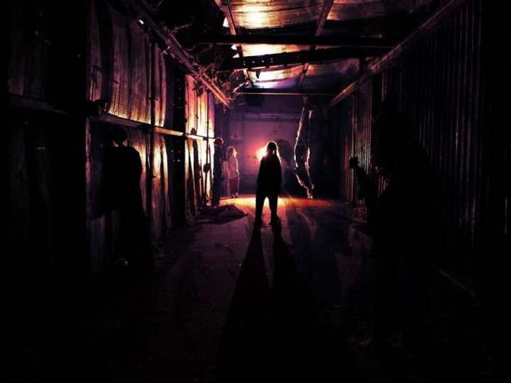Haunted Warehouse in Bakersfield, California