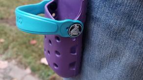 Crocs as an EDC Pouch?