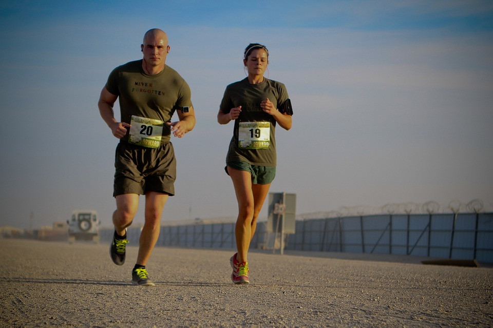 Running Program for Dudes Who Don't Run