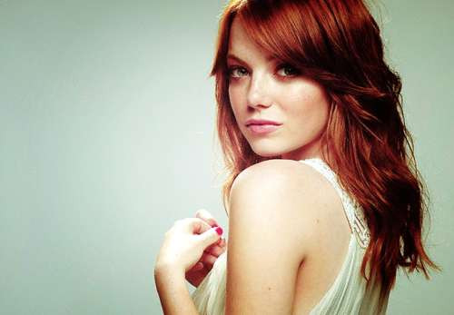 emma stone Sexy Gingers