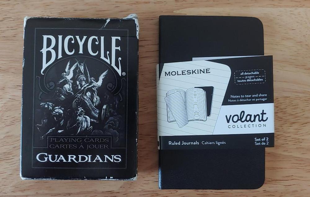 Perfect Mini Notebook: Moleskine Volant