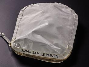 Moon Dust Bag May Fetch Millions