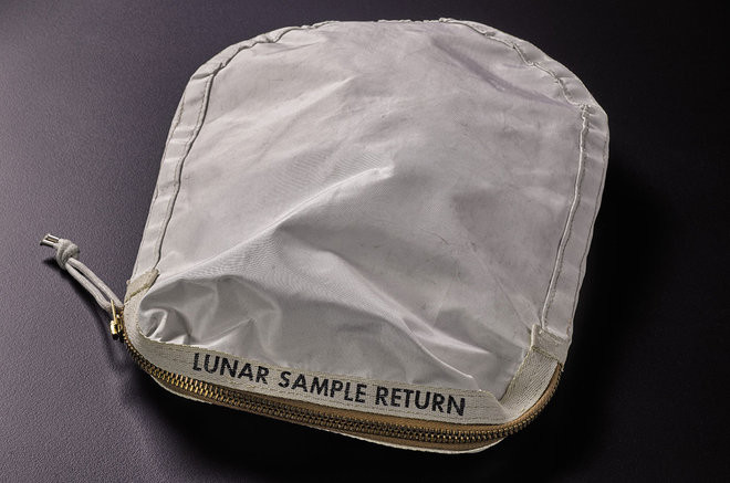 lunar sample bag