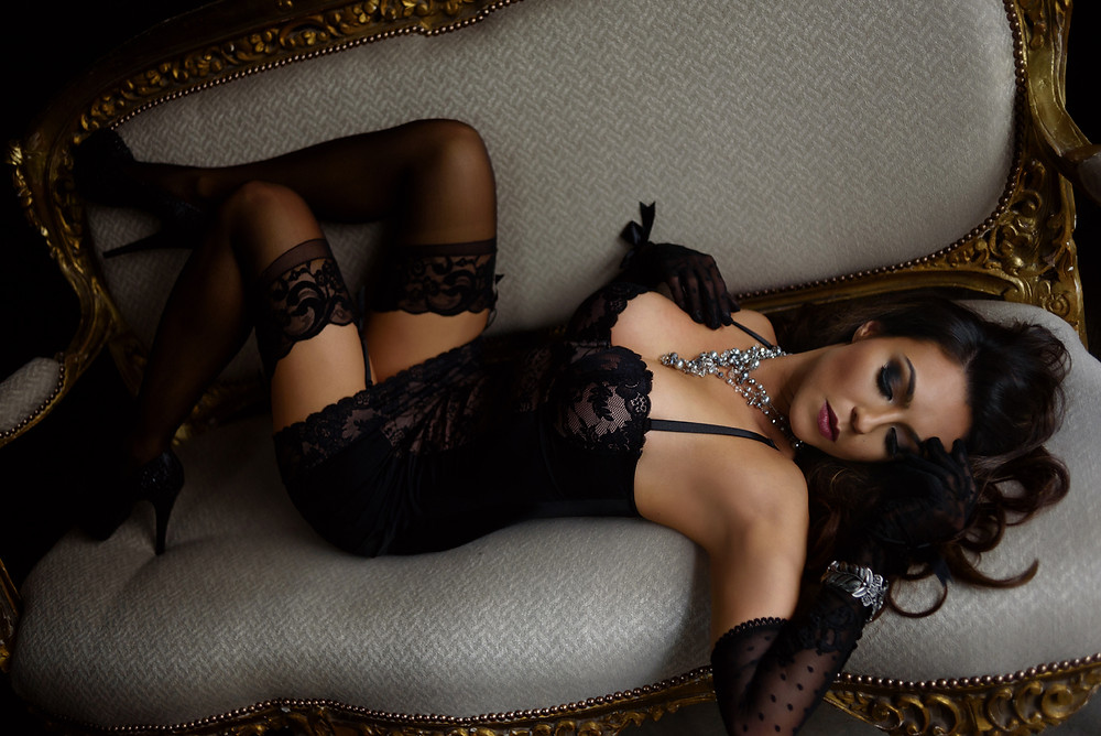 What is Sexy: Boudoir Photography