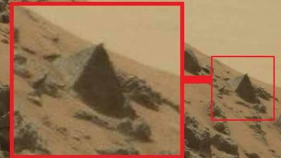 Was Mars Inhabited?