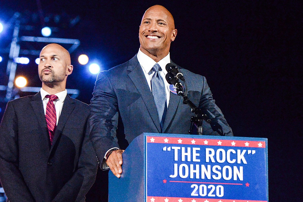 Rock's 2020 Presidential Campaign