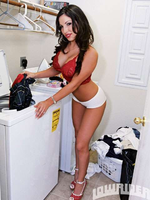 What is Sexy: Women Doing Housework