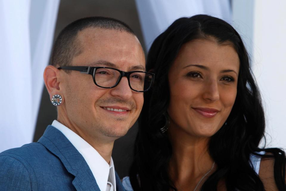 Chester Bennington's Wife