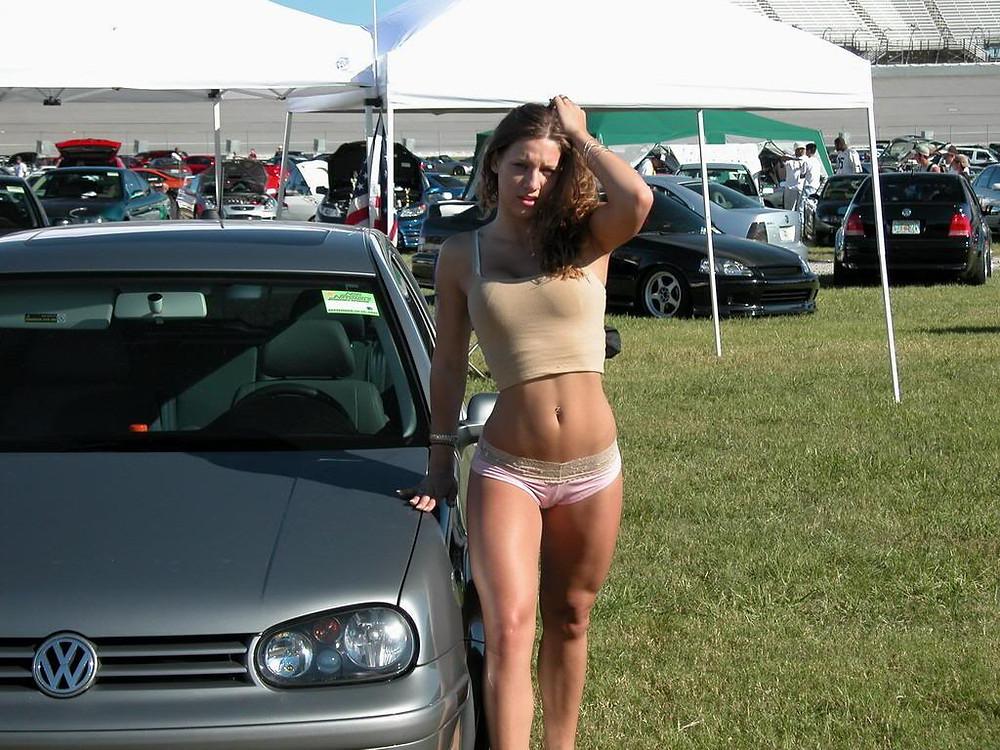 What is Sexy: Volkswagen Girls