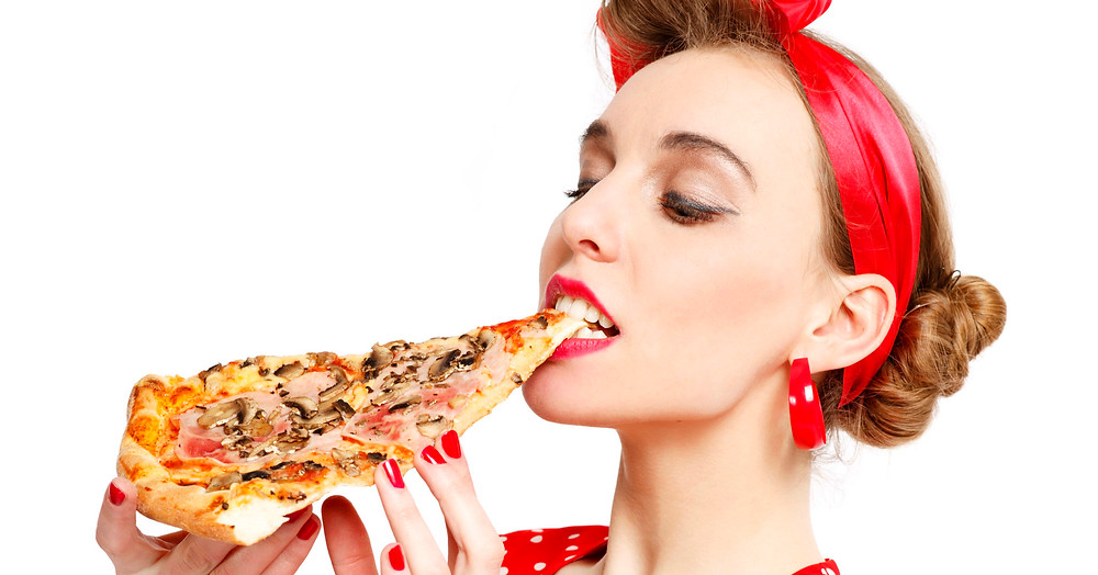 sexy Girls and Pizza