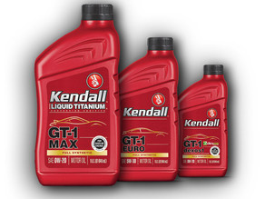 Review: Kendall GT-1 High Performance Motor Oil with Liquid Titanium