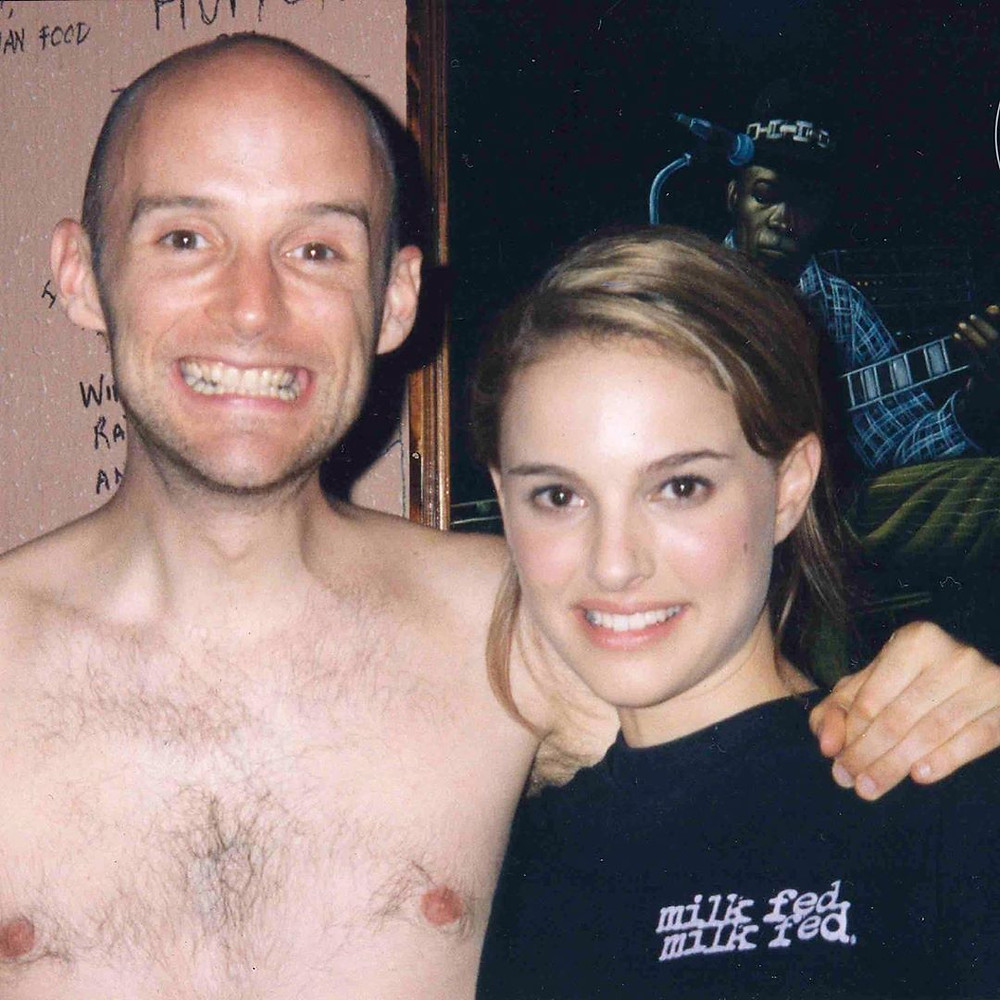 We Dated Natalie Portman Way Back...and We've Got Pics to Prove it