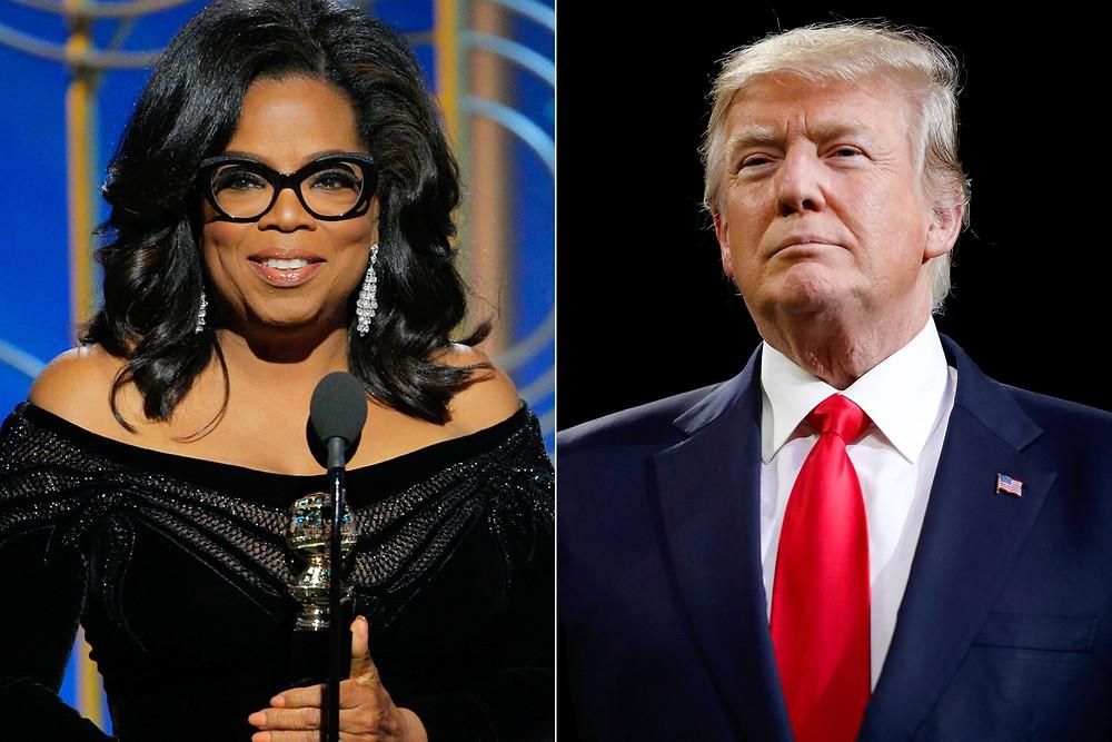 Presidential Election Poll: Oprah Vs. Trump