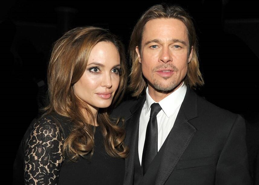 Brad Pitt Alleges that Angelina Jolie is a Member of the Illuminati