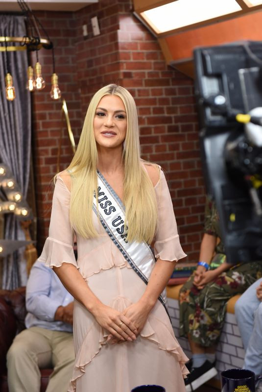 What is Sexy: Miss USA Sarah Rose Summers