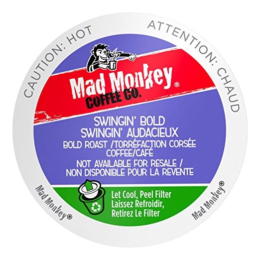 mad monkey coffee review