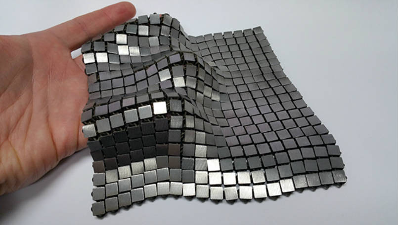 Space Age Chain Mail