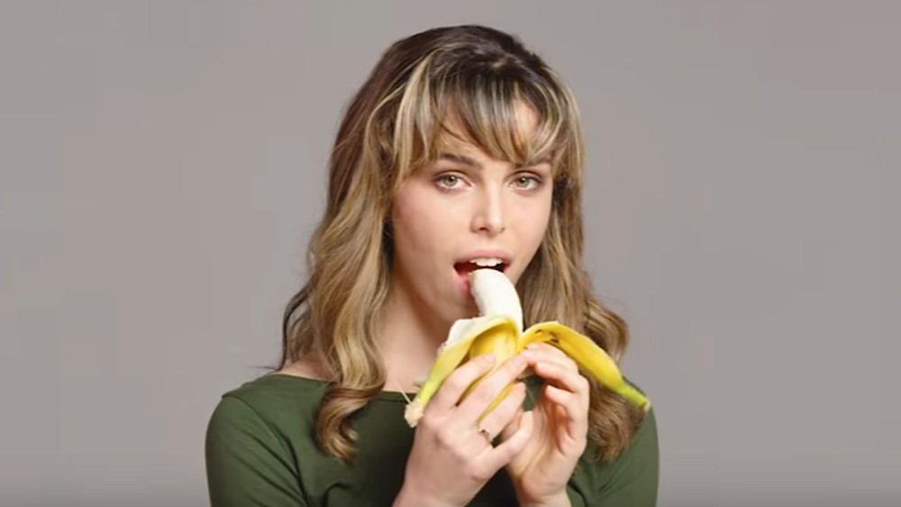 What is Sexy: Girls Eating Bananas
