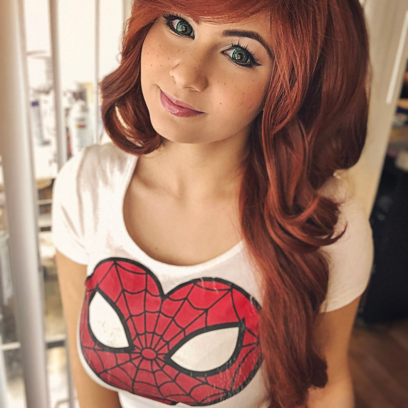 What is Sexy: Mary Jane Cosplay