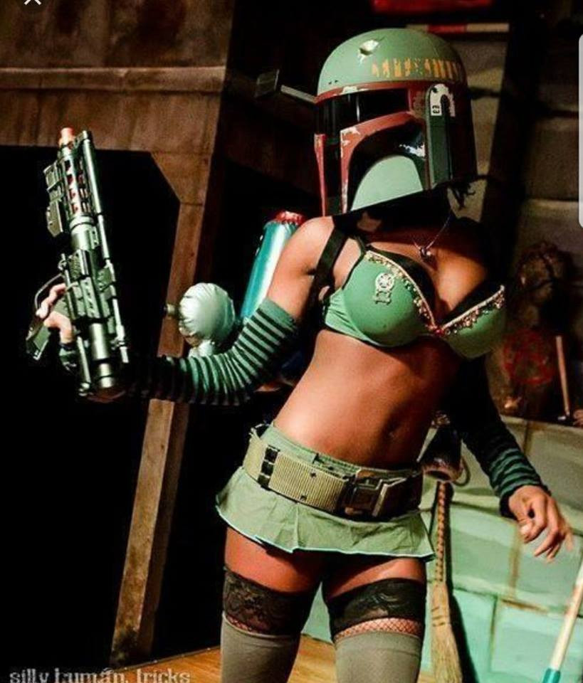 What is Sexy: Star Wars Girls
