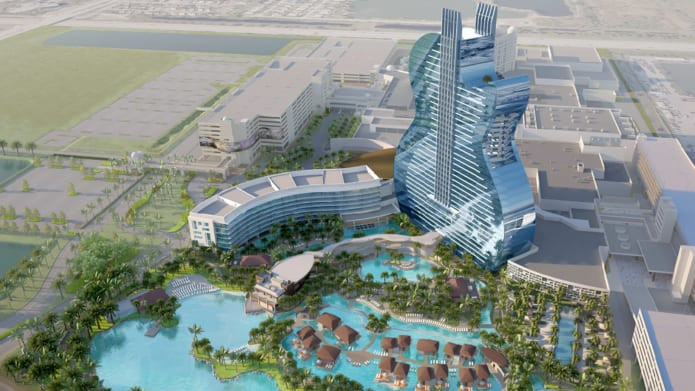 Hard Rock to Open World's First Guitar Shaped Hotel