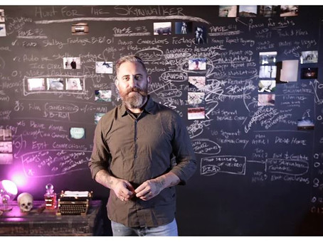 Jeremy Corbell: Weaponizing Curiosity