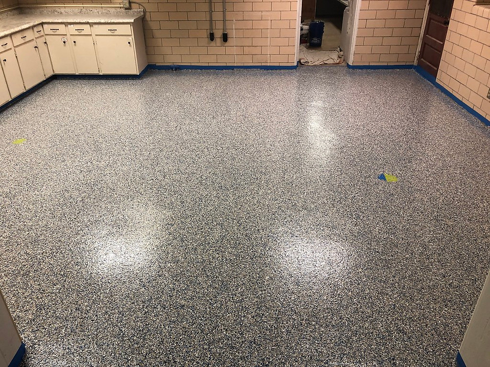 5 Tips to Get a Great Epoxy Floor