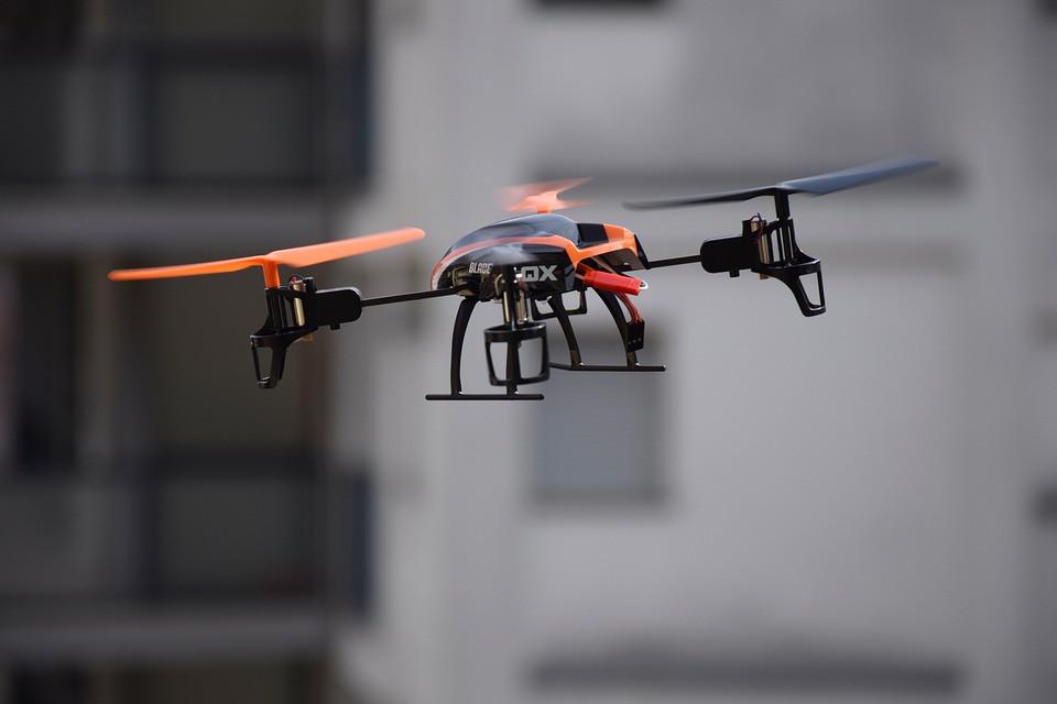 microdrones and nanodrones