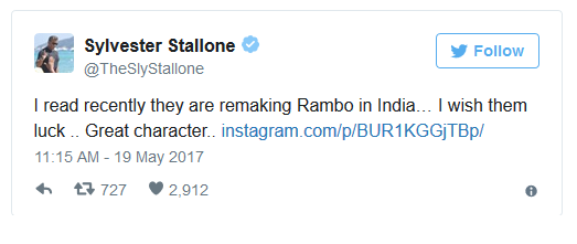 Rambo Bollywood