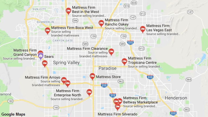 mattress firm conspiracy