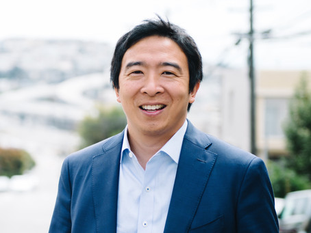 Andrew Yang Wants to Declassify Area 51