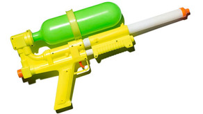 Do You Have a Shower Gun?