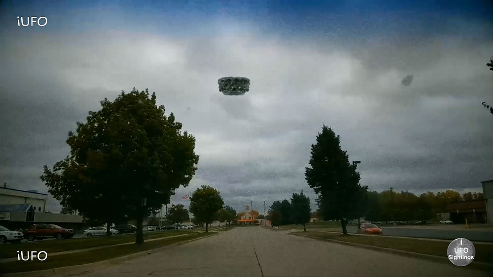 How to Capture a UFO Sighting