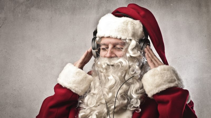 christmas music mental health
