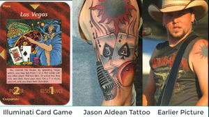 Illuminati Jason Aldean