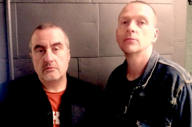 Godflesh legend Justin K. Broadrick on crying at Christmas