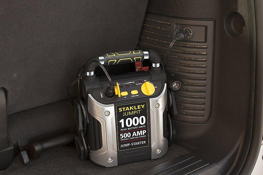 Stanley 1000 Amp Jump Starter