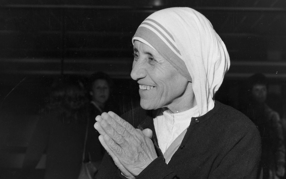 False Icons: Mother Theresa