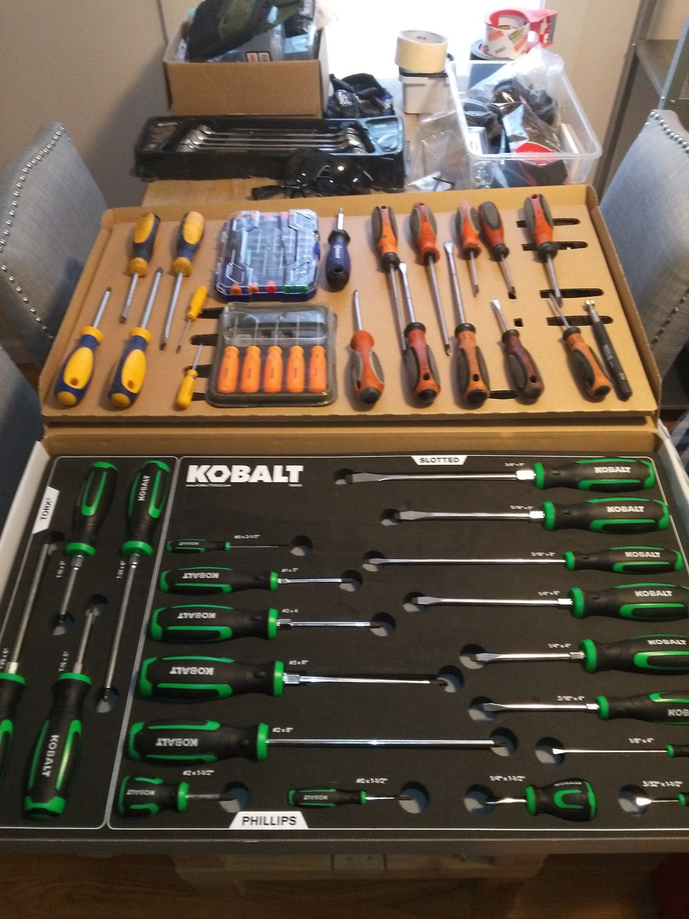 Kobalt 20-Piece Screwdriver Set