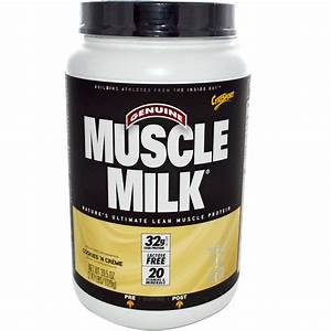Muscle Milk Protein Powder review
