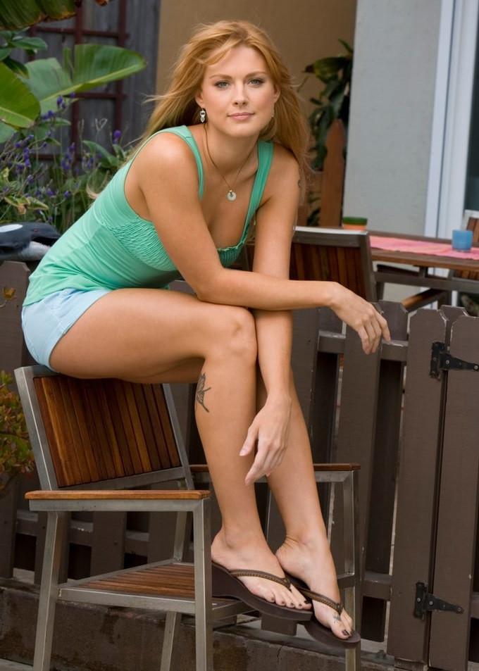 What is Sexy: Alexandra Breckenridge