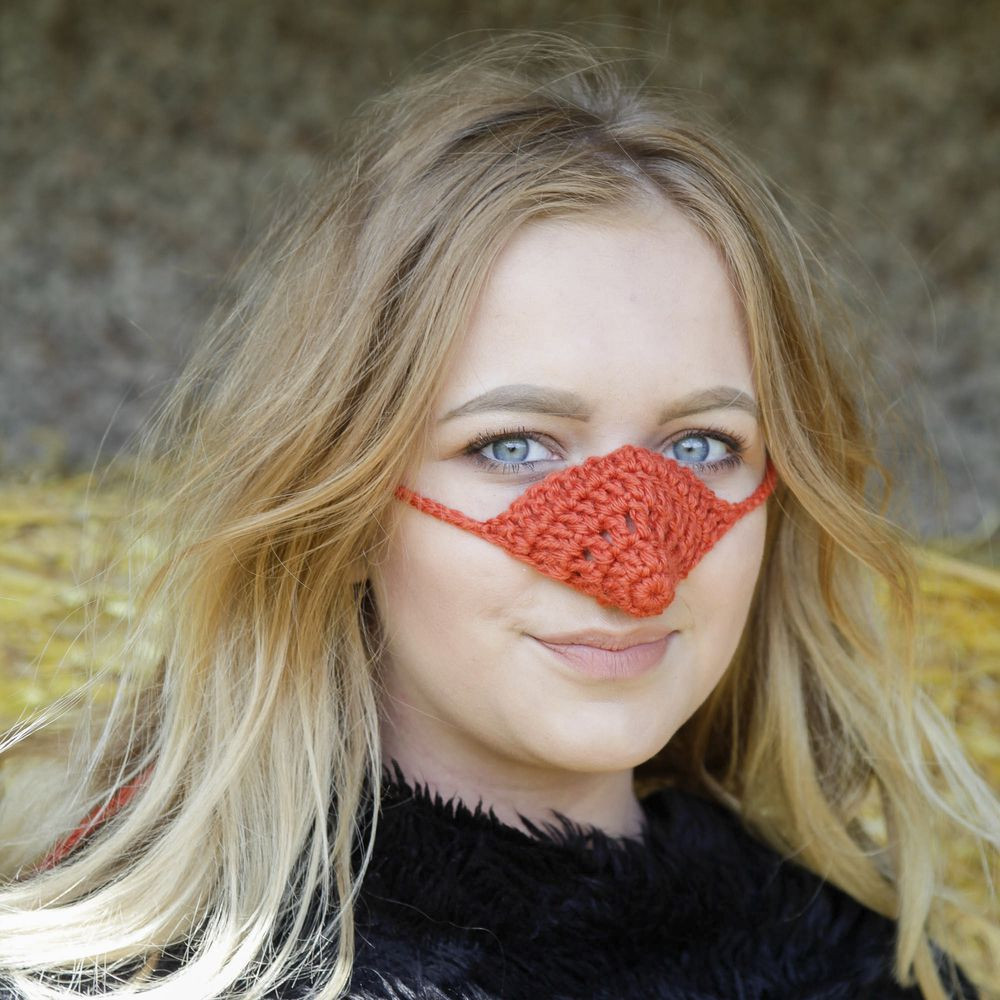 Not Sexy: Nose Warmers