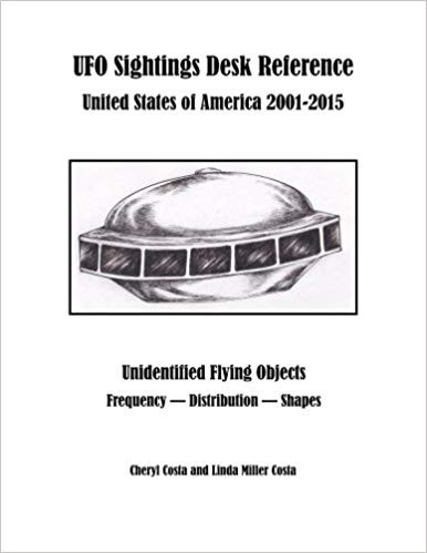 UFO Sightings Desk Reference: United States of America