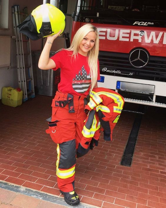 What is Sexy: Fire Fighting Girls