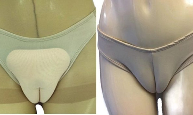 Not Sexy: Camel Toe Underwear is a New Fashion Trend