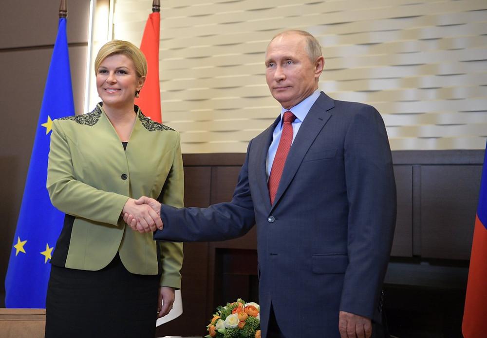 What is Sexy: Croatian President Kolinda Grabar