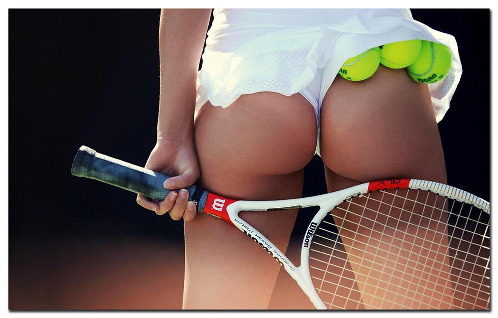 What is Sexy: Tennis Players