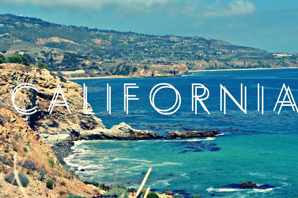 california graphic