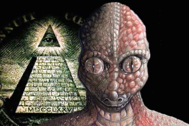 reptilian illuminati